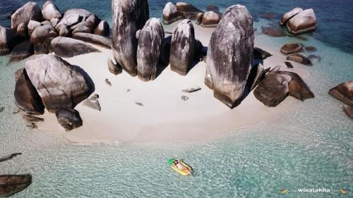 Trip Explore Belitung 31 Januari-02 Februari 2020
