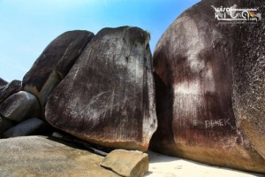 Trip Explore Belitung 21-24 Agustus 2012