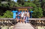 Itenary Kepulauan Derawan dan Labuan Cermin 4 hari 3 malam 26-29 Juni 2017