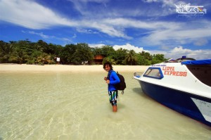Kepulauan Derawan and Labuan Cermin with Whaleshark 16-19 Agustus 2019