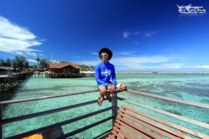 Kepulauan Derawan Berau 17-18 Agustus 2019