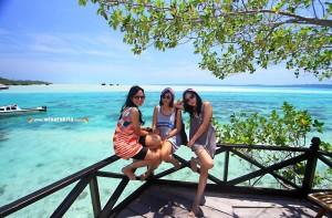 Kepulauan Derawan Berau 25-27 Desember 2020