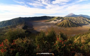Sunrise in Bromo 14-15 Desember 2019
