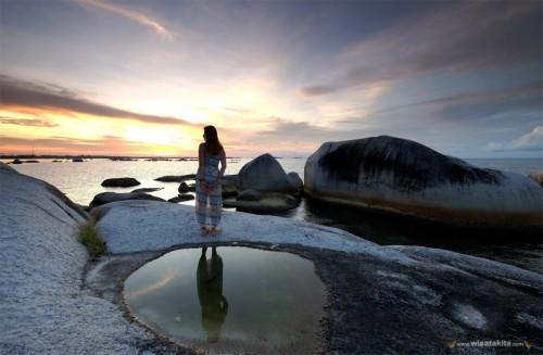 Trip Belitung Laskar Pelangi 21-23 Desember 2018