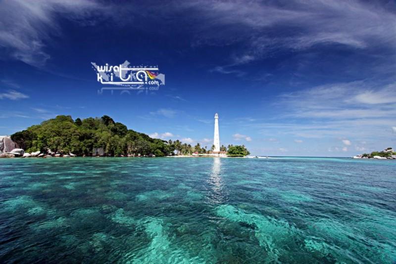 Pulau Lenkuas belitung