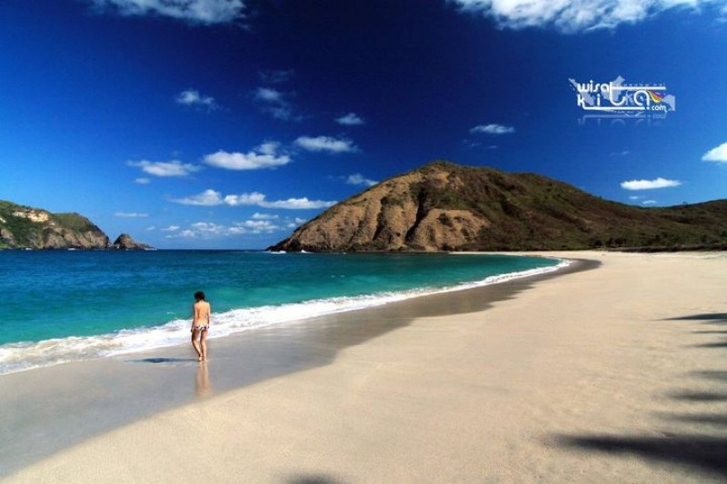 Mawon Beach Lombok