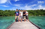 Honeymoon Kepulauan Derawan 30 September-03 Oktober 2014