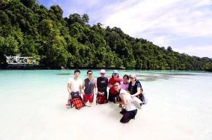 Kepulauan Derawan Berau 27-30 Desember 2018