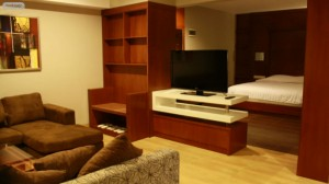 Kamar Executive Suite Grand Hatika Tanjung Pendam Belitung