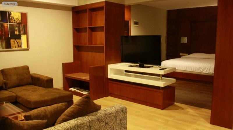 Kamar Executive Suite Grand Hatika Tanjung Pendam Belitung