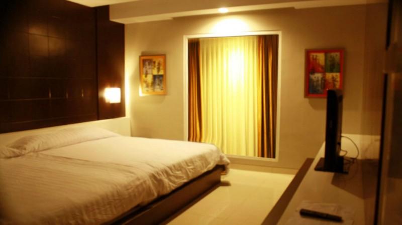 Kamar Penthouse Grand Hatika Tanjung Pendam Belitung