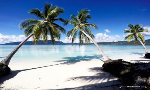 Pulau Kaniungan Besar Berau Kalimantan Timur