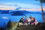 Sunrise in Bromo 19-20 April 2014