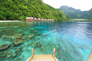 Ora beach resort maluku