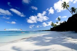 Pantai Panjang Kepulauan Kei maluku tenggara