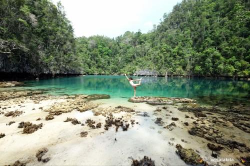 Yoga di Pulau Labengki