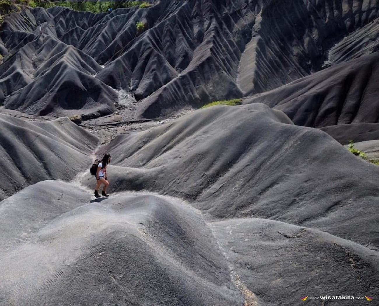 Gumuk Pasir Rantebua Tana Toraja