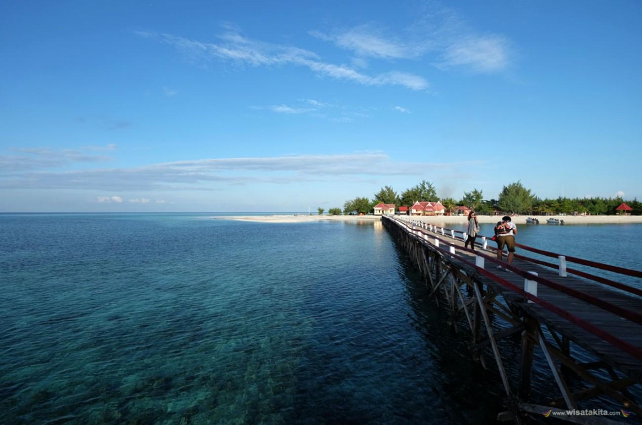 Jembatan Pulau Tinabo