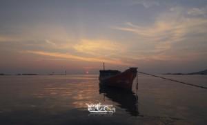 Lokasi : Pelabuhan kecil