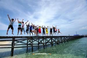 Karimunjawa Weekly Adventuring (Via KMP Siginjai) 07-09 September 2018
