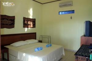 Kamar Hotel Blue Laguna Karimunjawa
