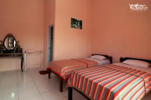 Kamar Hotel Puri Karimunjawa