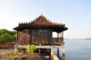 Rumah Joglo Kelapa Karimunjawa