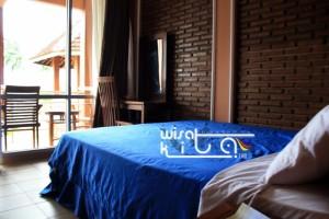 Kamar Hotel Escape Standar karimunjawa