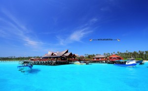 Leisure in Maratua Paradise Berau 18-21 April 2019