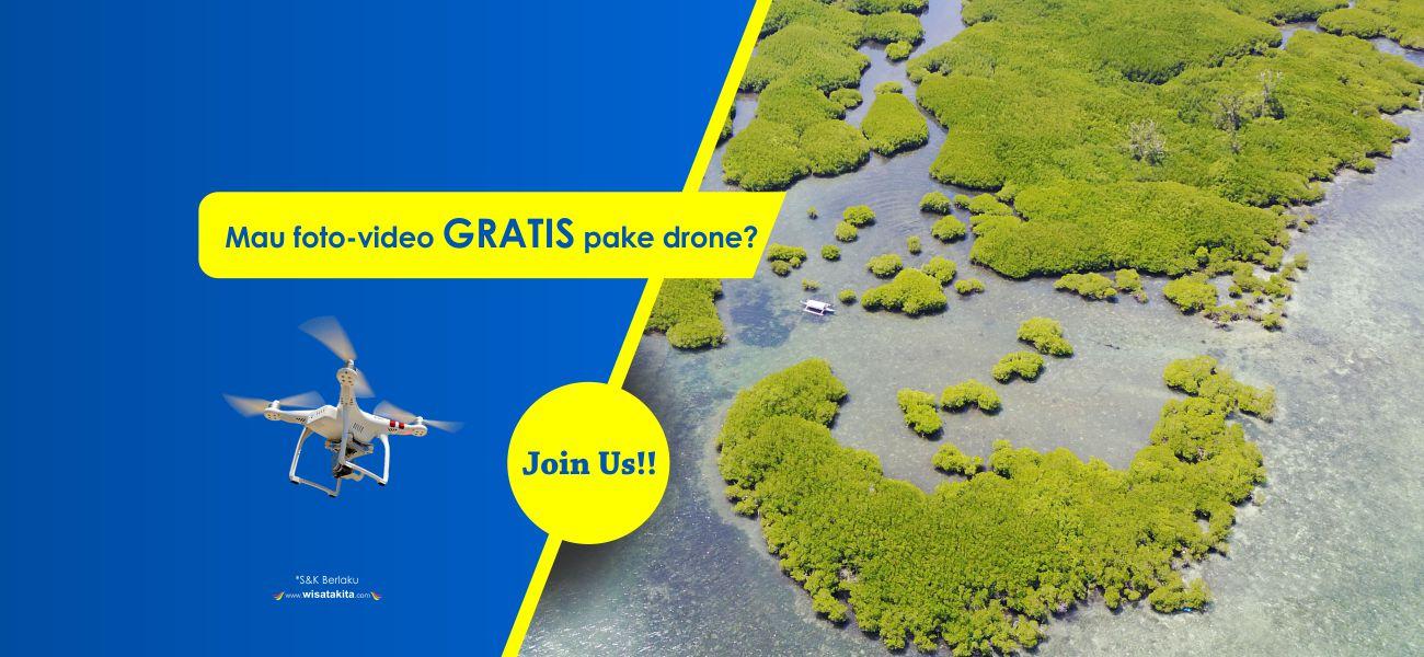 Free Dokumentasi Drone