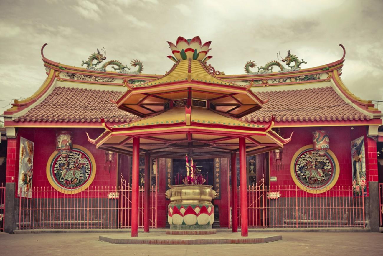 Klenteng De Je Yuan